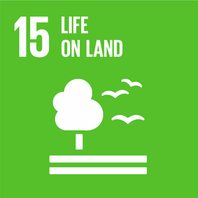 Goal: 15: Conserve and protect life on land  Image