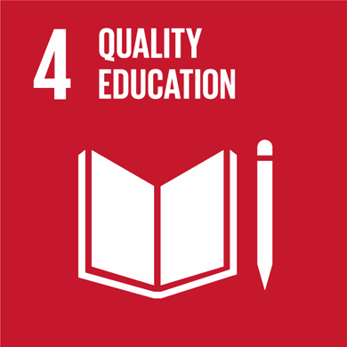 Goal 4: Ensure equal access to quality education Image