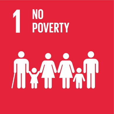 Goal 1: End poverty  Image